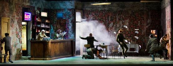 L'ispettore Generale, adattamento e regia di Damiano Michieletto, 2014