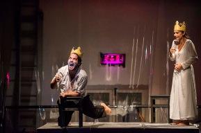 MACBETH, Teatro Bresci, regia di Fausto Cabra, 2016