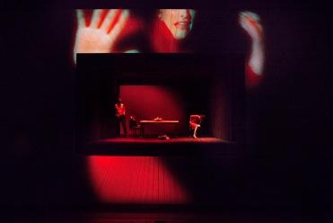 QUARTETT, La Fura Dels Baus, di Luca Francesconi, regia Alex Ollè, 2011, foto di scena Serena Pea