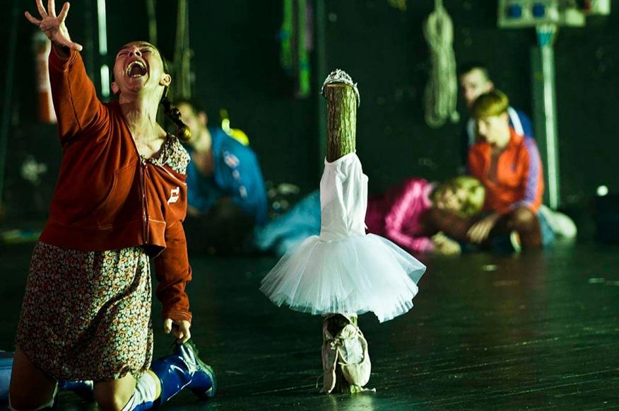 GRIMMLESS, Ricci/Forte, regia di Stefano Ricci, 2011, foto di Serena Pea